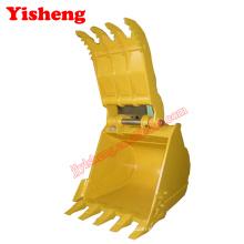excavator hydraulic thumb clamp for pc200 pc300 pc350 pc400 pc450 excavator thumb bucket