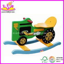 Wooden Rocking Horse, Children Ride on Toy (W16D002)