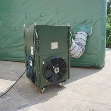 Fast Easy Installation Military HVAC System Model