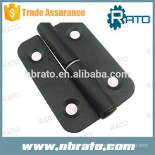 RH-114 black powder stainless steel detachable hinge