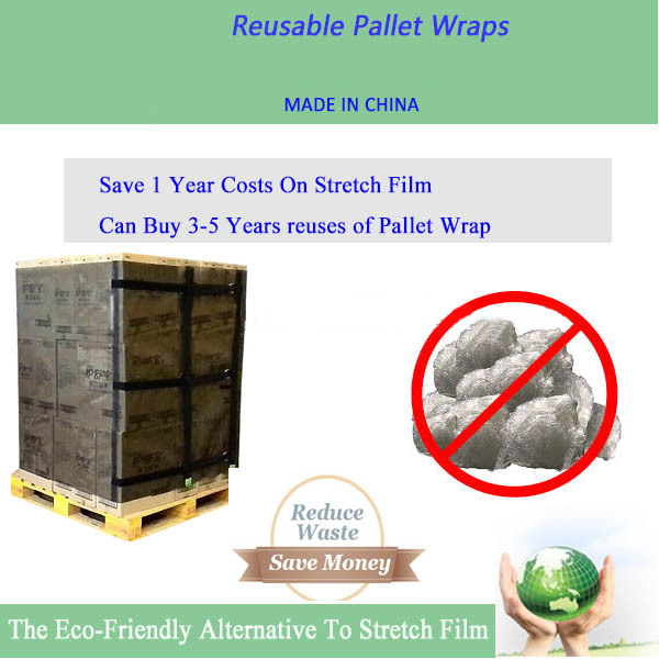 factory price for reusable pallet wraps