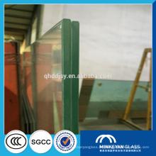 Glasart und klares Glanzglas Technik Fensterglas