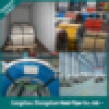 Kaltgewalzter Technik und Stahlspule, Stahlspule Typ PPGI Spule
