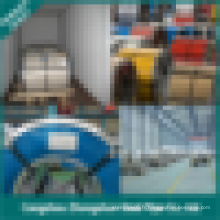 Technique laminée à froid et bobine en acier, bobine en acier type bobine PPGI