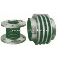 Z Type Bellows S. S. Expansion Joint Threaded Ends