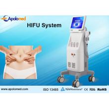 Medical Aesthetic Hifu Facial Lifting / High Intensity Focused Untrasound Hifu