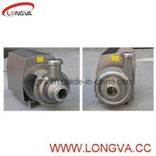 Pompes centrifuges sanitaires en acier inoxydable