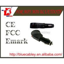 5V500MA carregador de carro preto para MP3 / MP4 / Bluetooth