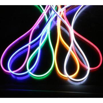 Tira flexible de la iluminación de la cuerda de neón de 110V 330FT (100m) para la decoración al aire libre
