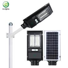 Motion sensor ip65 led solar street lamp