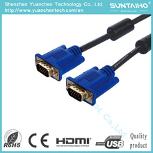 New 15pin Male to Male VGA Cable for Audio