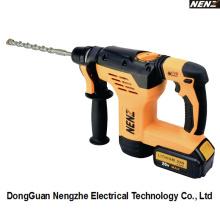 Herramienta eléctrica sin cuerda del martillo eléctrico hecha en el fabricante de Nenz (NZ80)
