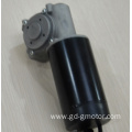 Linear motor actuator for electric lift table