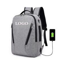 2020 new custom logo 15.6 inch business usb laptop bags backpack laptop bags backpack mens