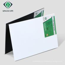 Low MOQ 1mm 2mm Thin White Hard PVC Rigid Sheet