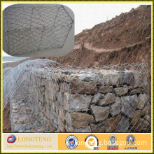 Strong Retaining Wall Basket Heavy Gabion Wire Mesh