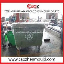 Alta qualidade / grande volume de plástico lixo bin / Dustbin molde