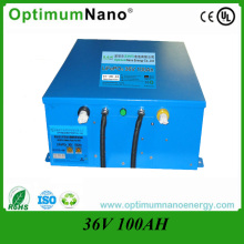 36V 100ah Lithium Ion Marine Battery