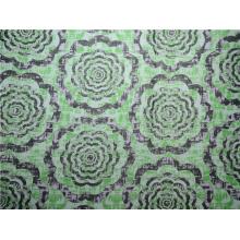 Tecido impresso de algodão Ramie (DSC-4168)