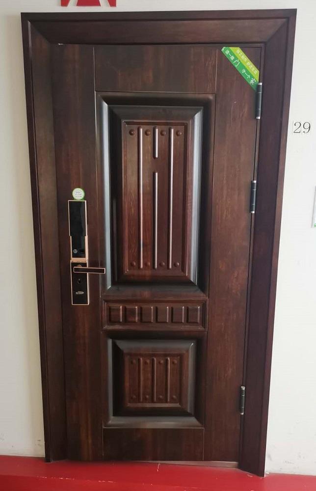 Oak Exterior Door
