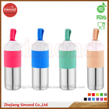 500ml Double Insulated Vacuum Bottle with Handle (SD-8021)