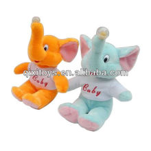 Brinquedos infantis / super macio e fofo bezerro bebê elefante brinquedos