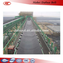 DHT-126 cold resistant Rubber conveyor Belts made in china