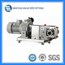 Pompe à liqueur à rotor en acier inoxydable avec contrôleur de fréquence
