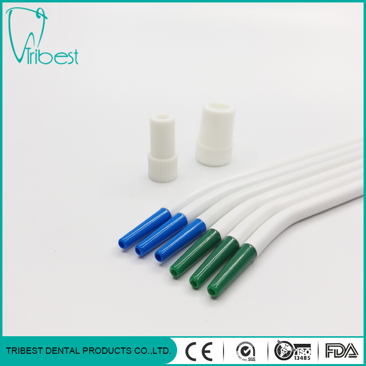 Plastic Aspirator Tip With Adapter