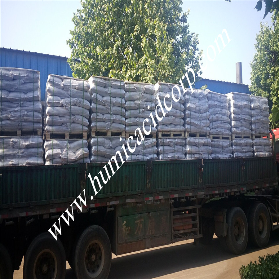 HUMIC ACID WITH PALLET