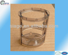 injection molded clear plastic parts maufacturer