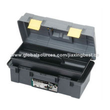 High-quality Plastic Tool Box, Easy to Store, OEM Orders Welcomed