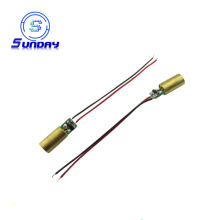 Wavelength 850nm infrared cross beam laser module