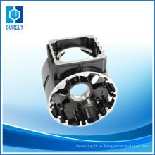 Precisión de fundición de aluminio de fundición neumática de hardware de piezas de mecanizado