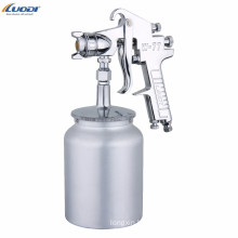 LUODI 2017 W-77S high pressure air water automatic spray gun