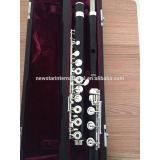 ebony flute professional flute ,musical instrument flute