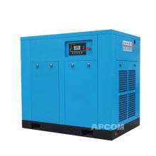 APCOM 2020 hot sale 22KW 30HP rotary screw air compressor blue color