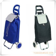 Bolso de la carretilla de las compras de dos ruedas para los regalos promocionales (HA82004)