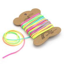2mm Colorful Korean cord thread for DIY handcraft