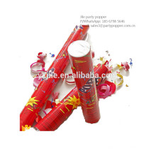 Large (12 Inch) Confetti Cannons Air Compressed Party Poppers Indoor And Outdoor Safe Perfect For Any Party New Years Eve