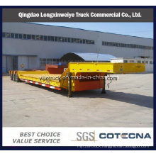 70ton Heavy Duty Lowbed Semi-Trailer