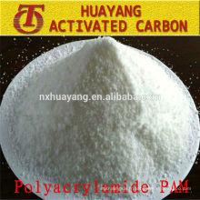 APAM Polyacrylamide anionique pour le traitement de l'eau potable.