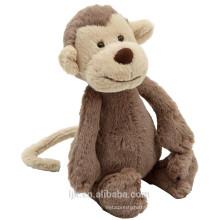 customized design wholesale stuffed monkey