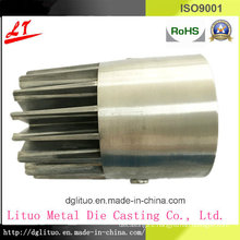 Durable Hardware Aluminum Casting Heat Sink Base Pieces