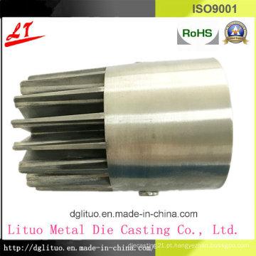 Durable Hardware Alumínio Casting Heat Sink Base Pieces