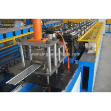YTSING-YD-4340 Passed CE PU Rolling Door Machine, PU Rolling Shutter Slat Machine WuXi