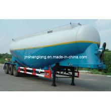 Bulk Cement Tank Semi Trailer/ 50m3 Tanker Trailer