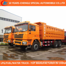 6X4 China Supplier 25tons Dump Truck for Africa
