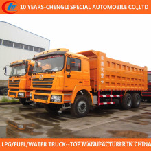 Camião basculante do fornecedor 25tons de China 6X4 para África