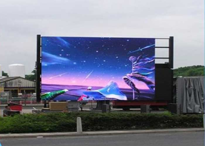 Digital Outdoor LED Display